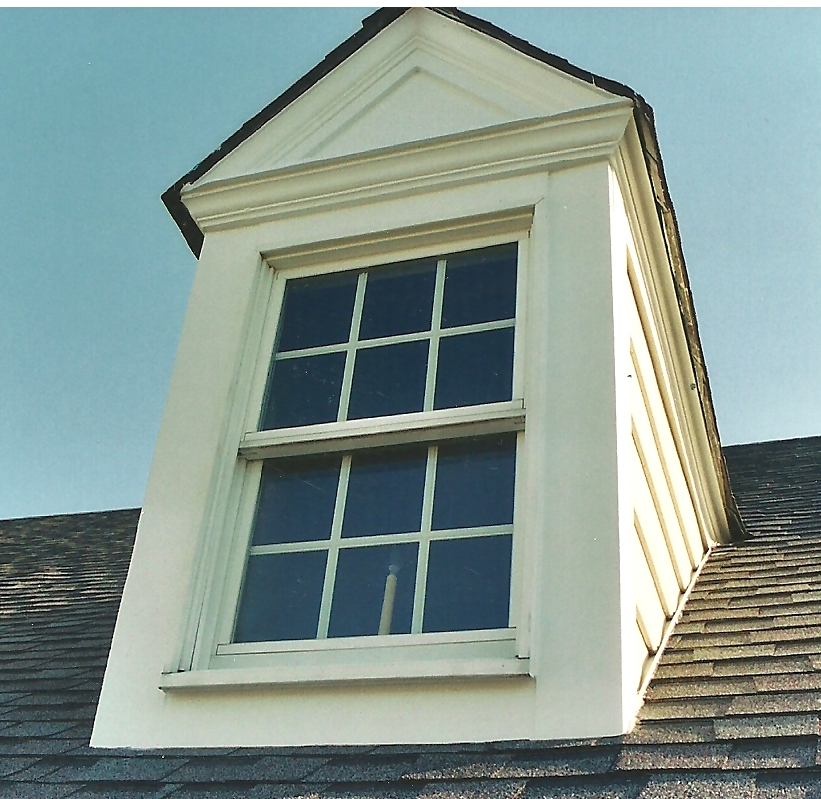 upper level window fixed to make it more energy efficient