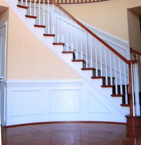 Staircase Paint After