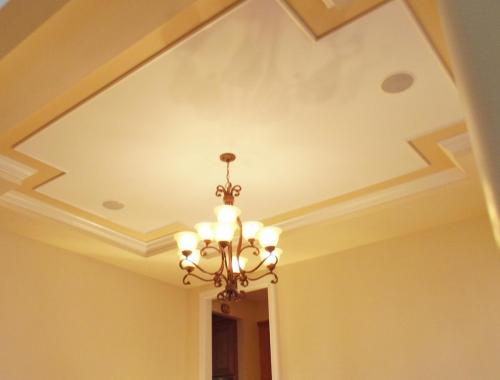 766 - APPLEBROOK TRAY CEILING AFTER