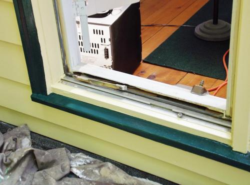 9990 - WAYNE WINDOW REPAIRS AFTER